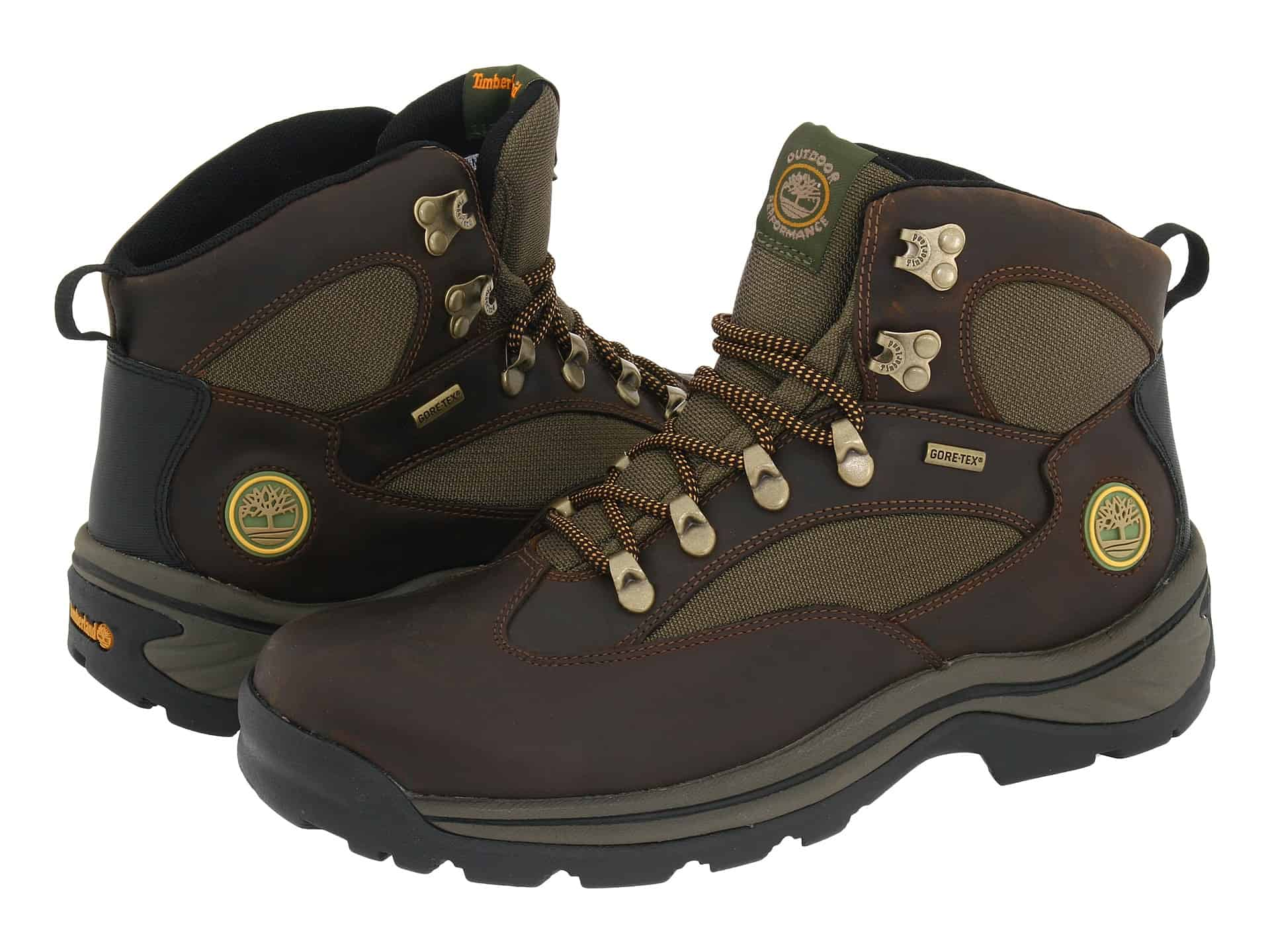 timberland ledge mid gore-tex hiker boots