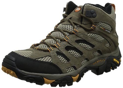Merrell Men's Moab Ventilator Mid Hiking Boot Review
