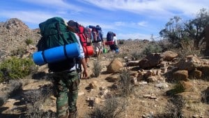 Surviving the Hiking Trip