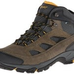 hitec mens logan hiking boot