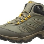 Hi-Tec Men's Moreno Hiking Boot, Smokey Brown/Taupe/Gold