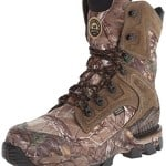 Irish Setter Men's 4837 Deer Tracker 10 Inch Hunting Boot,Realtree Xtra Camouflage,10.5 EE US
