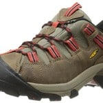 KEEN Men's Targhee II Hiking Shoe, Shiitake/Bossa Nova, 10 M US