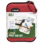 Lifeline 85-Piece Large Hard Shell First Aid Kit