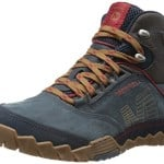 Merrell Men's Annex Mid Gore-Tex Boot,Blue Wing,10.5 M US
