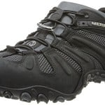 Merrell Men's Chameleon Prime Stretch Hiking Shoe,Black,11.5 M US