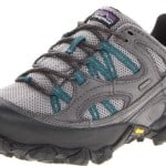 Patagonia Women's Drifter A/C Waterproof Hiking Shoe,Forge/Tidal,7 M US