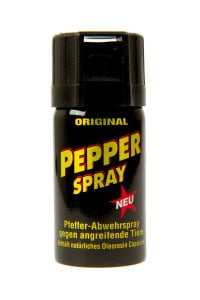 Why Carry Pepper Spray When Hiking