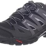 Salomon Men's Eskape GTX Hiking Shoe,Black/Asphalt/Aluminum,12 M US