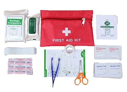 Top 10 Best Hiking First Aid Kit's 2020
