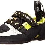 Scarpa Men's Vapor V Climbing Shoe, Lime, 43 EU/10 M US
