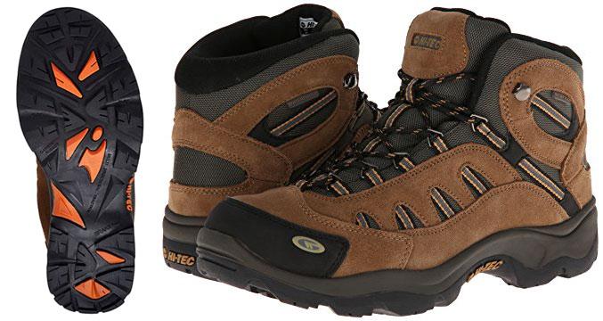 best men's hiking boots under $1